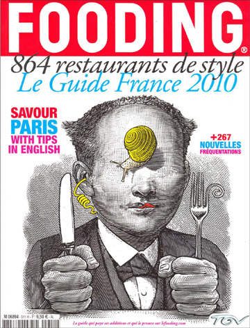 Guide France Fooding 2010